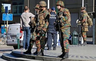 Атаку на полицейских в Брюсселе сочли терактом