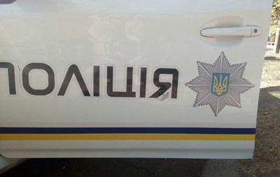 На Львовщине полицейские стреляли по подросткам, угнавшим автомобиль