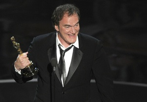 Тарантино получил Оскар за лучший оригинальный сценарий