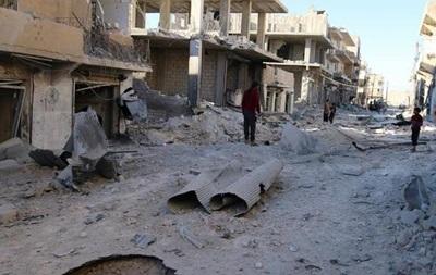Меркель призвала РФ прекратить  кошмар  в Сирии