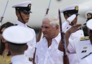 Глава Панамы будет судиться с вице-президентом страны из-за обвинений в коррупции