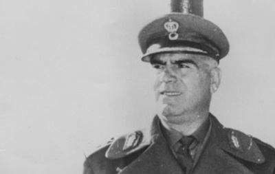 В Греции умер последний  черный полковник