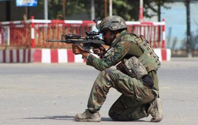 На севере Афганистана идут бои с силами талибов