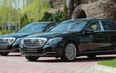 Укртрансгазу нужны элитные автомобили на 78 млн