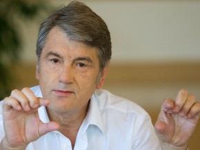 Ющенко обеспокоила искаженная информация о валютном курсе
