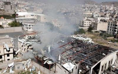 Эр-Рияд: К расследованию авиаудара в Йемене подключат США