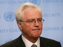 Чуркин: Россия не собирается признавать Косово. Не дождетесь