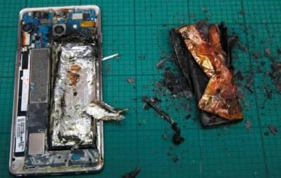 Samsung просить вимкнути Galaxy Note 7