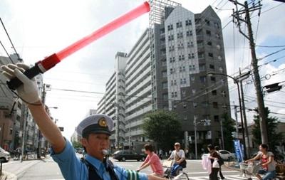 Часть Токио осталась без света