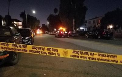 Стрельба на вечеринке в Лос-Анджелесе: трое погибших