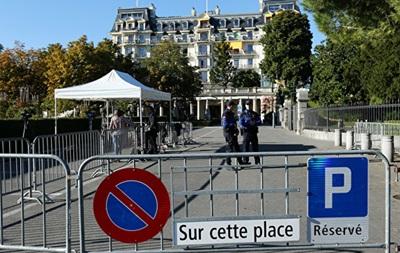 У Лозанні більше трьох годин тривають переговори щодо Сирії