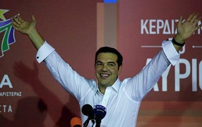 Ципрас переизбран главой партии СИРИЗА