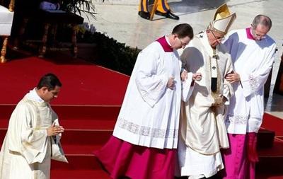 Папа Римский провозгласил семь новых святых