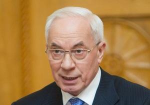 Кабмин Азарова одобрил ряд изменений в избирательное законодательство