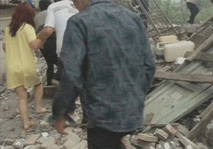 МИД: Среди жертв землетрясения в Китае украинцев нет