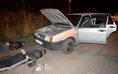 На Полтавщине полицейские были в банде автоугонщиков