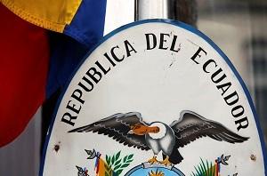 В лондонском посольстве Эквадора обнаружено подслушивающее устройство