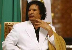 Бельгийские СМИ увидели в Каддафи сына французского летчика
