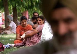 В Индии мужчина продал своего новорожденного внука