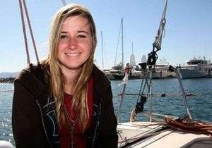 16-летняя американка, совершающая кругосветное плавание, пропала в океане
