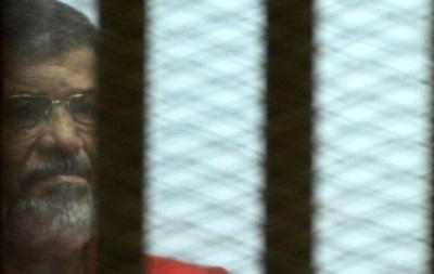 Суд в Египте поддержал приговор Мурси по делу о беспорядках 2012 года