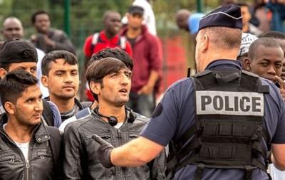 В Кале произошли столкновения мигрантов с полицией