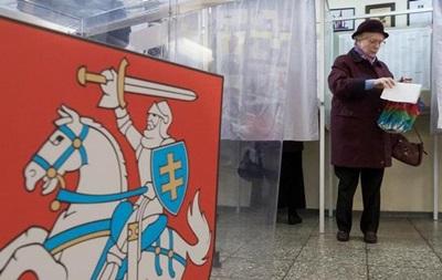 В Литве проходит второй тур парламентских выборов