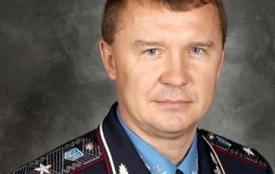Уволен начальник Нацполиции Запорожской области – СМИ