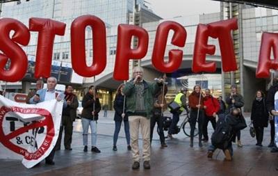 Бельгия заблокировала торговый договор Канады и ЕС
