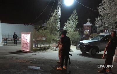 Напад в Пакистані - постраждали вже 25 осіб