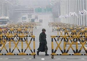 Сеул призывает КНДР вернуться к переговорам по промзоне Кэсон