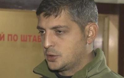 Гиви опроверг свой побег из ДНР