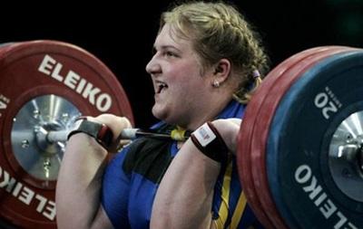 Украинскую тяжелоатлетку лишили  серебра  Олимпиады