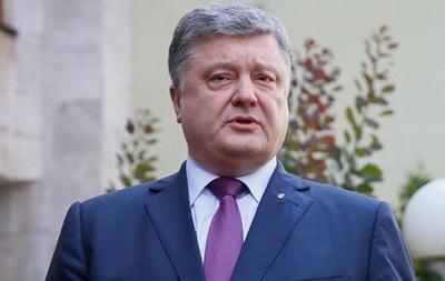 Порошенко: Битва за Україну - вирішальний фактор розгрому гітлерівців