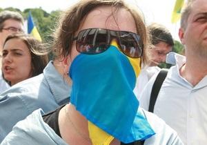 ВВС Україна: Региональная пресса о языковом законе