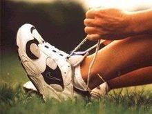 В Канаде нашли очередную ступню в кроссовке