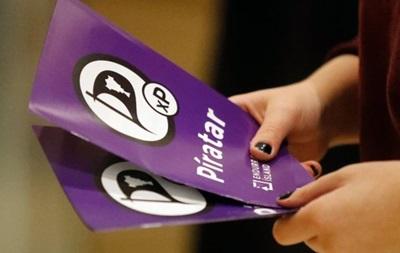 В Ісландії проходять вибори до парламенту за участю  піратів