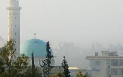 Активісти: Сирійські військові знову бомблять Алеппо