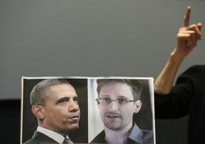 Сноуден - США требуют от Исландии экстрадировать Сноудена