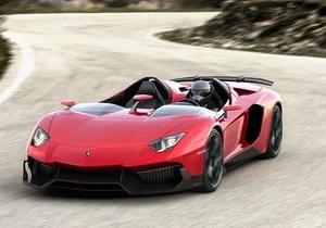Lamborghini к своему пятидесятилетию представит новый спорткар