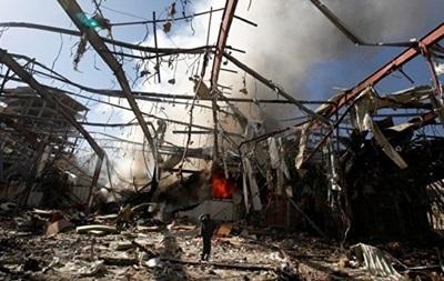 Авіаудар в Ємені: кількість жертв досягла 60 осіб
