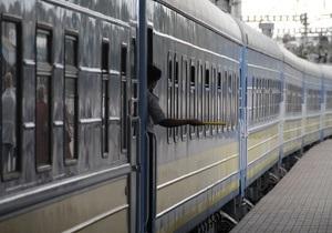 В Украине из-за жары временно ограничат скорость движения поездов