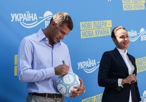 Шевченко рассказал, кто его познакомил с Королевской