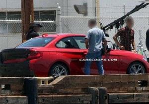 Появились первые фотографии BMW 2-Series