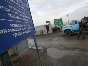 Поляк пытался вывезти из Украины в Голландию крупную партию сигарет