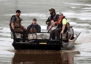 Число жертв наводнения в США выросло до 23 человек
