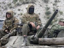 5 канал: Российские танки вошли в Гори. Россия отрицает