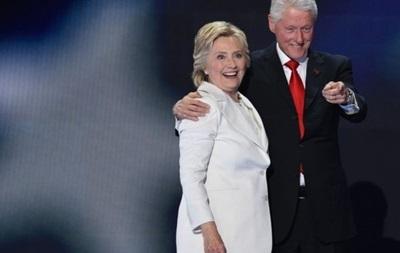 Фонд Клінтона визнав отримання $1 млн від Катару