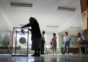 Граждане Кыргызстана проголосовали за новую Конституцию