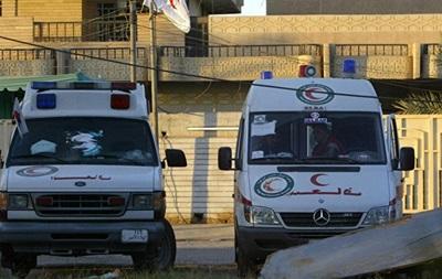 В Ираке смертник взорвал  скорую помощь : девять жертв